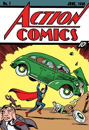 action comics nr 1
